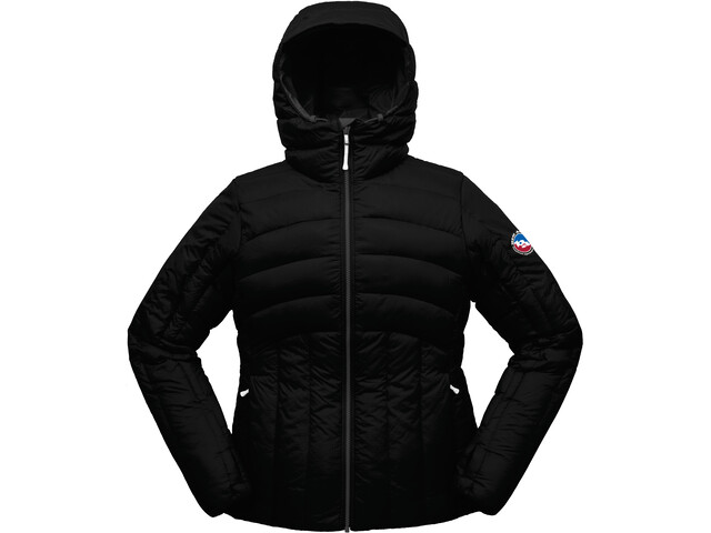 Big Agnes Luna Jacket Women, black/black